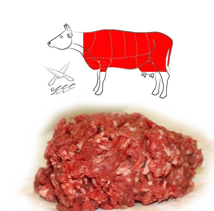 Wagyu-Hackfleisch